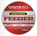 ADMUNSON FEEDER 150M 0,22MM MISTRALL