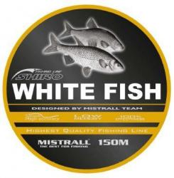 SHIRO WHITE FISH 150M 0,14MM MISTRALL